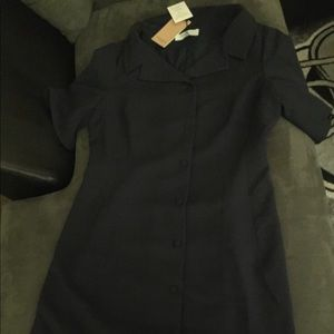 NWT MM LAFLEUR THE CANDICE DRESS - NEP SUITING